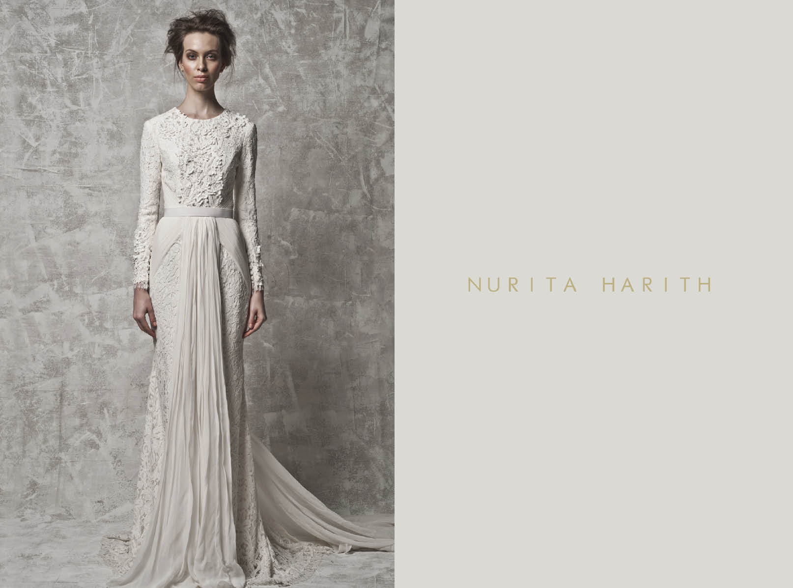 Nurita harith the wedding notebook magazine for The notebook wedding dress