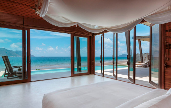 Six Senses Con Dao - 25 Must-See Honeymoon Resorts In Asia. www.theweddingnotebook.com