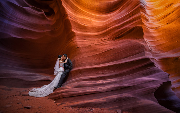 Lower Antelope Canyon Tours Becoming Wildfire