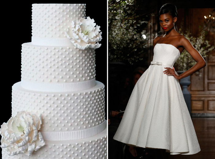 Match made in heaven cakes and bridal gowns the wedding for The notebook wedding dress