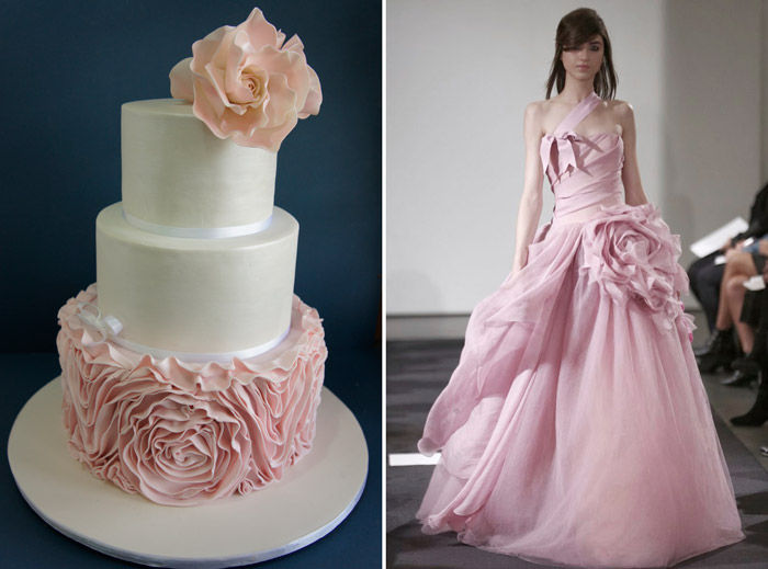 Match Made In Heaven Cakes And Bridal Gowns