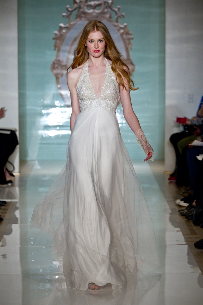All Wedding Dresses Trends and Ideas: Reem Acra Spring 2015 Bridal ...
