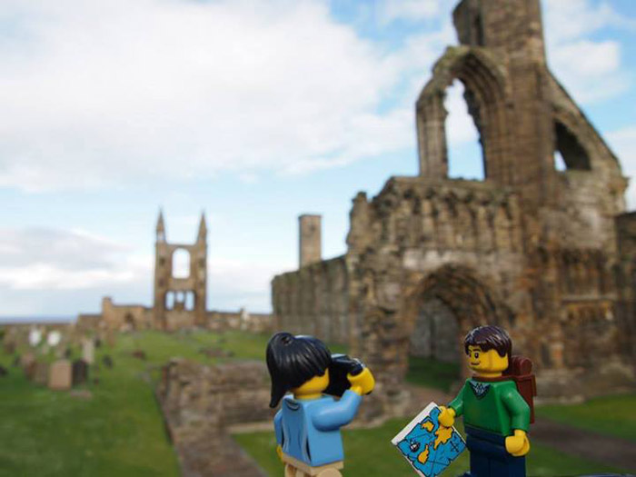 St. Andrews United Kingdom  City pictures : St. Andrews Cathedral, St Andrews, Scotland