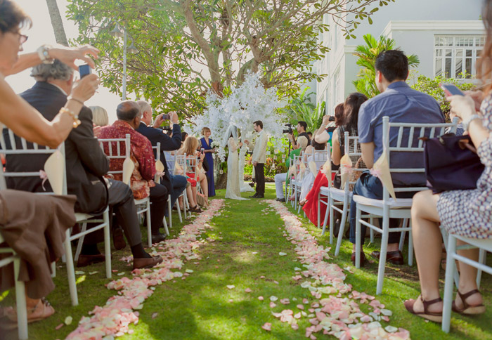 18 venues to have both a garden ceremony and reception in for Classic bridal house johor