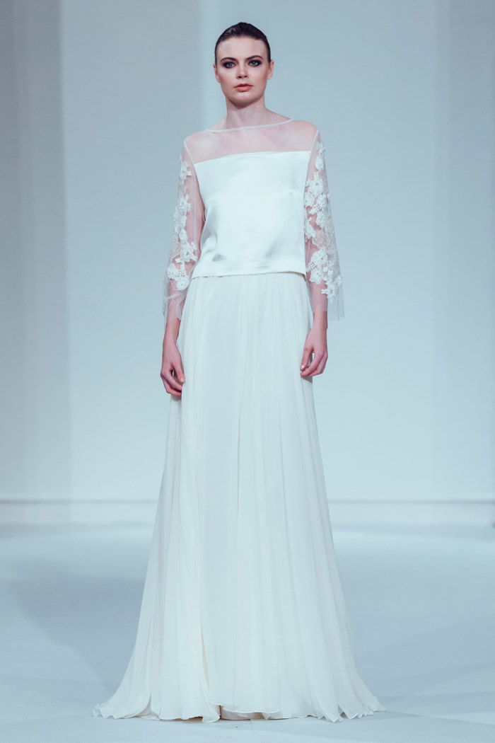 Alia bastamam 2015 bridal collection the wedding for The notebook wedding dress