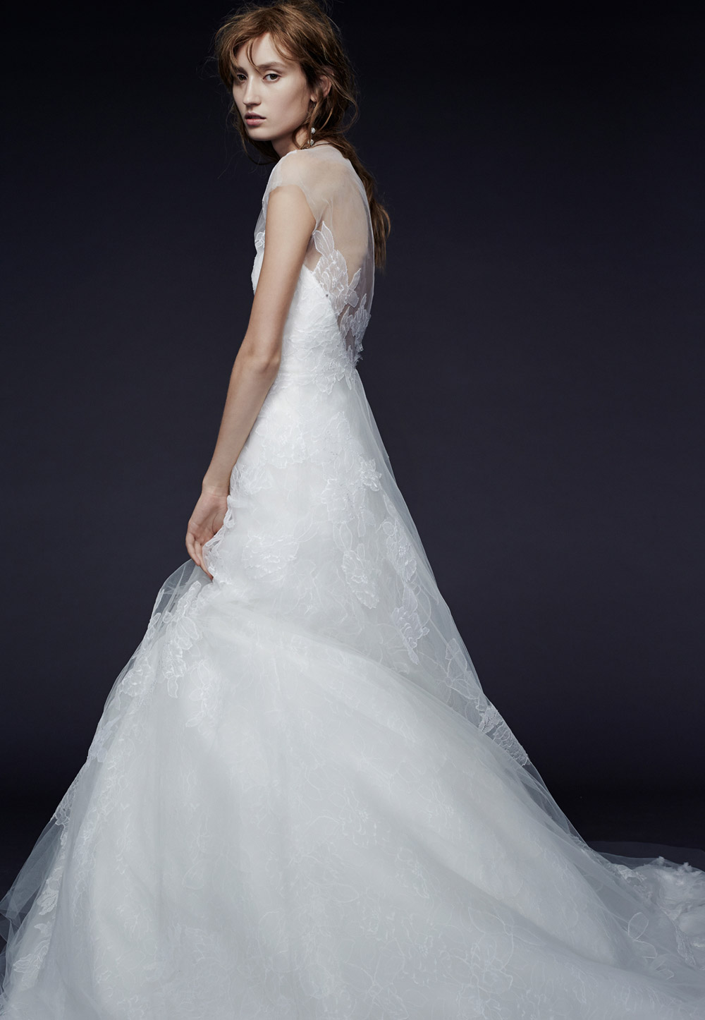 Vera wang fall 2015 collection the wedding notebook magazine for New vera wang wedding dresses
