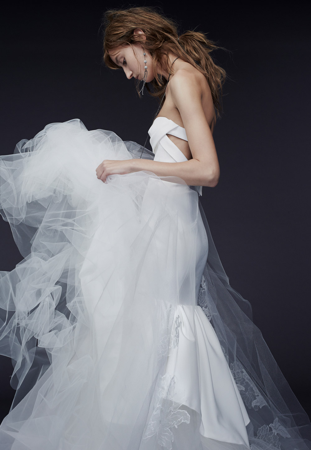 Vera wang fall 2015 collection the wedding notebook magazine for The notebook wedding dress