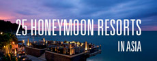 25 Honeymoon Resorts