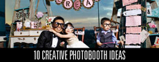 10 Creative Photobooth Ideas